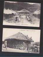 Ethiopie / Lot De 5 CP / Orphelines, Construction Maison, Sourré, Harar, Camel Market Aden - Ethiopia
