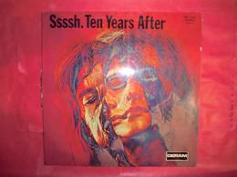 LP33 N°7437 - TEN YEARS AFTER - SSSH. - SML 1052 - Rock