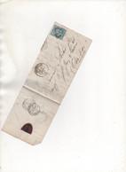 Lot AVRIL2:  Lettre - 1849-1876: Classic Period