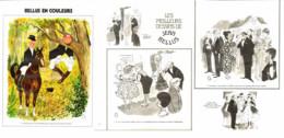 """"""" BELLUS COLOR """" + """" Les MEILLEURS DESSINS De BELLUS """" 1972  ( 15) - Other"""