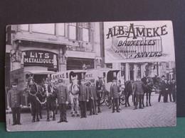 BRUXELLES   ALB.AMEKE - Brussels (City)