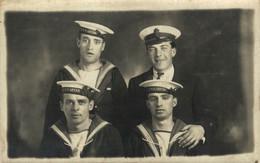 RPPC  H.M.S. LEVEN  Photo Postcards Military Navy - Otros