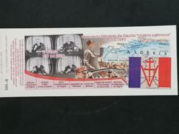 Discours De-Gaulle 1960 ** RAR - Unused Stamps