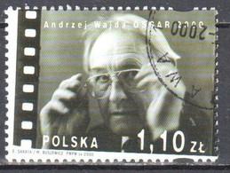 Poland 2000 - Andrzej Wajda - Mi 3819 Used - Gestempelt - Usados