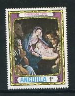 ANGUILLA- Y&T N°83- Neuf Avec Charnière * (Noël) - Anguilla (1968-...)