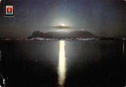 Algeciras (Espagne) - Vista Nocturna Del Penon De Gibraltar - Vari