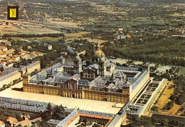 El Escorial (Espagne) - Vista Aérea Del Monasterio - Madrid