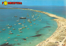Formentera (Espagne) - Playa De La Sabina - Formentera