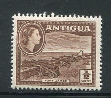 ANTIGUA- Y&T N°103A- Neuf Avec Charnière * - 1858-1960 Kolonie Van De Kroon