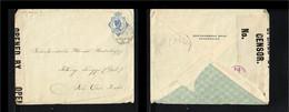 1918 - Suriname Postal Stationary 12 1/2 Cent - From Paramaribo To Dutch East Indies [SA501] - Surinam ... - 1975