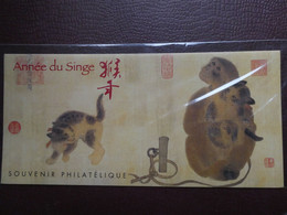 BLOC SOUVENIR N°122 NEUF ANNEE DU SINGE COTE 16 EUROS - TTB NEUF ** - Foglietti Commemorativi