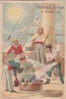 Chromo Liebig - Navire Marins Roi - Liebig