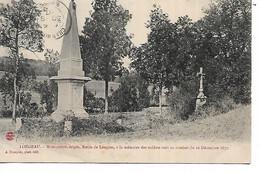 52 - LONGEAU - Monuments érigés, Route De Langres, à La Mémoire Des Soldats Tuée Au Combat Le 16 Décembre 1870 - Andere Gemeenten