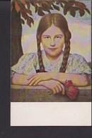 D37 /   Kunstkarte Hirth Jugend Postkarte , Zumbusch / Kinder , Mädchen - Non Classificati