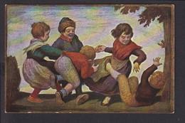 D37 /   Kunstkarte Hirth Jugend Postkarte , Zumbusch / Kinder , Reigen Kinderreigen - Non Classificati