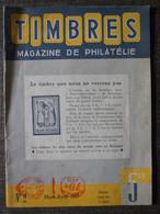 Magazine De Philatélie Belge De 1957 N°2 - Francesi (dal 1941))
