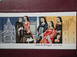 FRANCE BLOC SOUVENIR  2014 N° 91  ANNE DE BRETAGNESOUS BLISTER - Foglietti Commemorativi