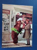 SOVIET CIRCUS. 1960s. Animal Trainer Valentin Filatov W Bear - Circus