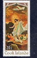 1970 Isole Cook - - Quadro Di Albrecht Altdorfer - Cristo Risorto - Otros