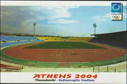 Greece Postcard 2004 Athens Olympic Games - Mint (G128-19) - Zomer 2004: Athene