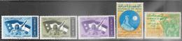 Iraq   1959   Sc#228-30 Army Day Set  MNH  & 248-9 Set MLH   2016 Scott Value $4.25 - Iraq