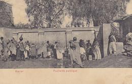 EGYPTE - ETHIOPIE - HARAR - Fontaine Publique - Ethiopia