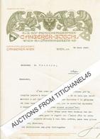 WIEN 1909 - C. ANGERER & GÖSCHL - Photochemigraphen - Hofkunstanstalt - Austria