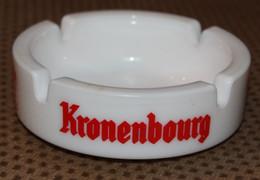 Cendrier Rond Vintage Arcopal Publicitaire Kronenbourg - Ashtrays