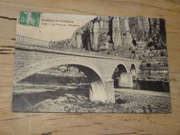 BALAZUC : Le Pont Sur L'Ardèche ............. 201101d-3668 - Sin Clasificación
