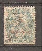 Marruecos Francés Yvert 28 (usado) (o) - Gebraucht