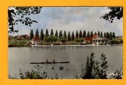 Melun  La Plage Sur La Seine  Rameurs Aviron           Edt  De Massy     N° 1234 - Melun