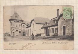 21B868 ROCHEFORT LA FERME DU CHATEAU DE BEAUREGARD 1912 - Rochefort