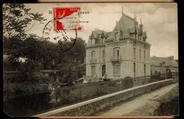 CPA COTE D'ARMOR A VERRY JEUNE AMATEUR VILLA JEHANNE BINIC 1912 - Binic