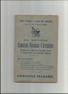 Arras-exposition Nationale D'aviculture - Picardie - Nord-Pas-de-Calais