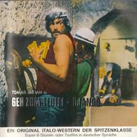GEH ZUM TEUFEL DJANGO Mit Tomas Milan S/W Tonfilm In Deutscher Sprache Super 8mm 60 Meter - 35mm -16mm - 9,5+8+S8mm Film Rolls