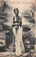 Soudan - N°74963 - Scènes Et Types - Jeune Fille Soudanaise - Jeune Femme Aux Seins Nus - Sudan