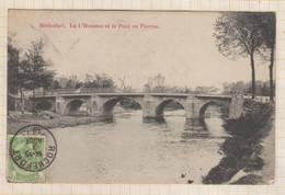 21B894 ROCHEFORT LA L'HOMME ET LE PONT EN PIERRE - Rochefort