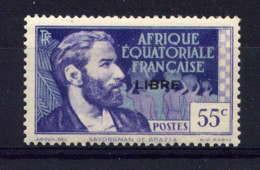 AEF  - 108** - PIERRE SAVORGAN DE BRAZZA - Unused Stamps
