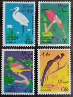 Somalia, 1968, Birds, Full Set, MH/* - Sperlingsvögel & Singvögel