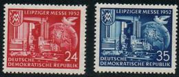 REPUBLIQUE DEMOCRATIQUE 1952 ** - Nuevos