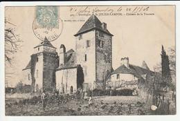 Saint Julien Lampon Château De La Tourette - Otros Municipios