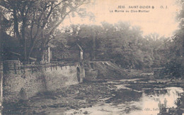 52 - SAINT DIZIER / LA MARNE AU CLOS MORTIER - Saint Dizier