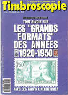 TIMBROSCOPIE - DE GAULLE SUR LETTRE, SENEGAL 1817 1892, NOUVELLE CALEDONIE LES FAUX PROVISOIRES, LE BALLON MONTE ROLIER - Francesi (dal 1941))