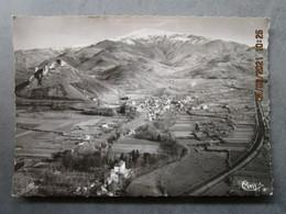 CP 09 Ariège  MONTGAILLARD Prés Foix  - Vue Panoramique Aérienne Sur Le FOURCAT - 1952 - Foix