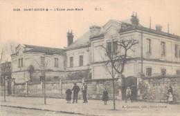 52 - SAINT DIZIER / L'ECOLE JEAN MACE - Saint Dizier