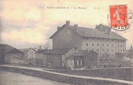 52 - SAINT DIZIER / LA MALTERIE - Saint Dizier
