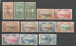 Timbre Colonie Française Martinique Neuf * / Oblitéré N 92 / 104 Manque Le N 94 - Unused Stamps