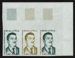 TAAF 1983 - Mi-Nr. 174 ** - MNH - 3 Farbproben - Essais De Couleur - Sin Dentar, Pruebas De Impresión Y Variedades