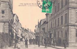 52 - CHAUMONT / LA RUE DE LA GARE - Chaumont