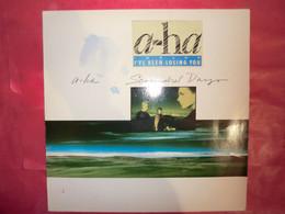 LP33 N°110 - A-HA - SCOUNDREL DAYS - Disco, Pop